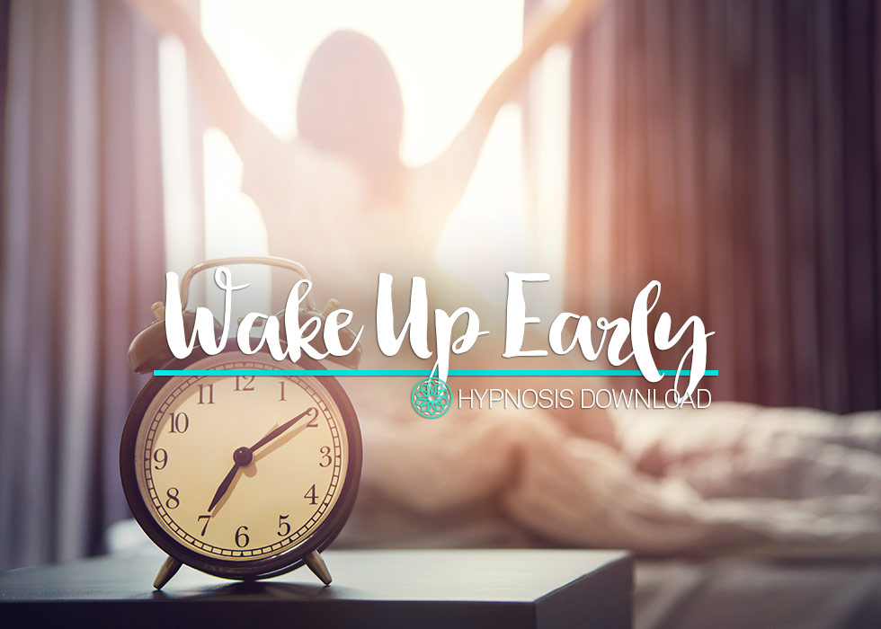Wake Up Early - Self Hypnosis Download by AssuredMind